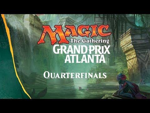 Grand Prix Atlanta 2017 Quarterfinals