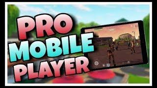 PRO FORTNITE MOBILE PLAYER // 110+ wins // Fortnite Mobile Gameplay + Tips & Tricks!