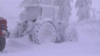 (AUSTRIA - January 2019) Extreme weather 2019 - Records broken, exceptional snowfall (Austria) - BBC