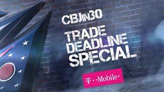 CBJin30 (3/2/15): Trade Deadline Special