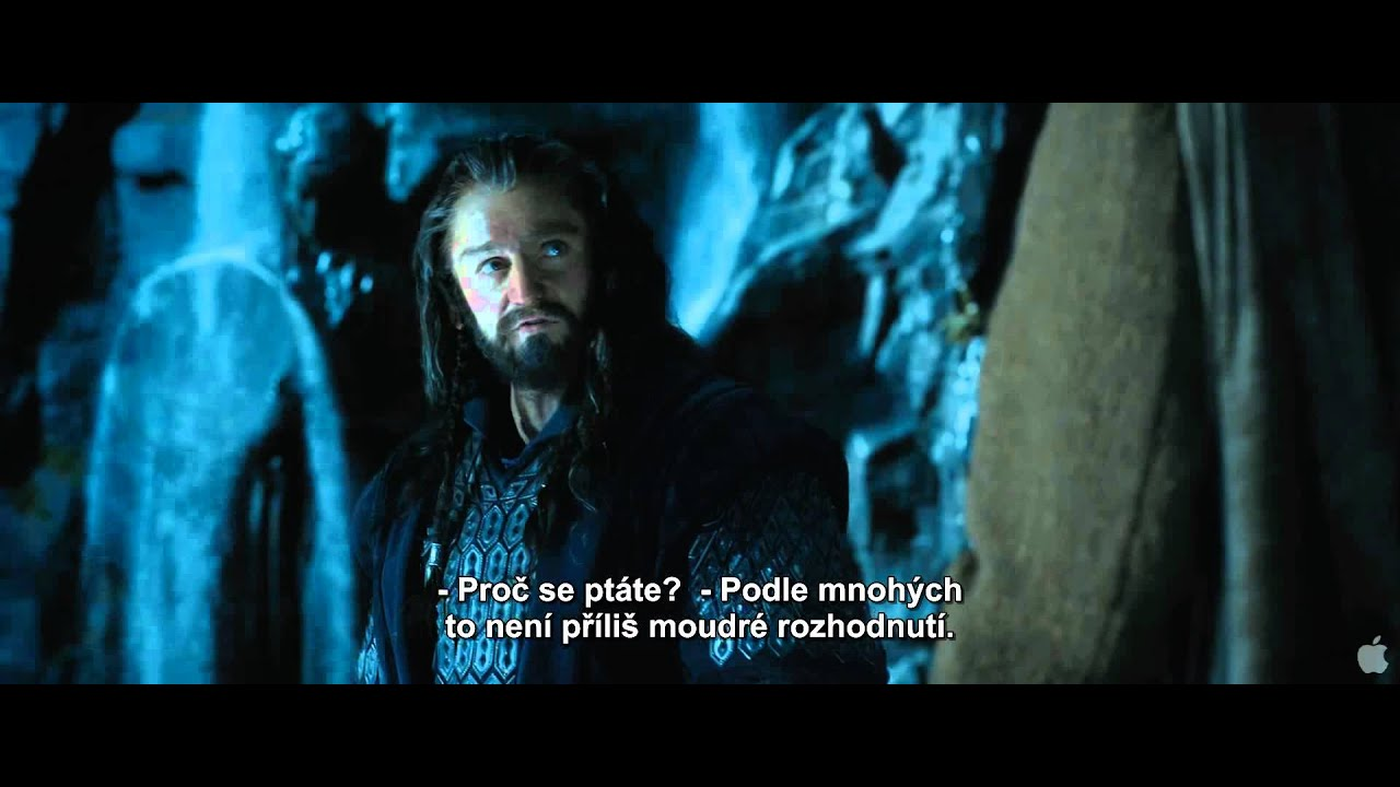 The Hobbit: An Unexpected Journey (2012) - Trailer #2 (CZ titulky) HD 1080p