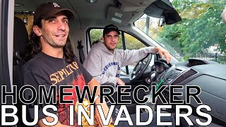 Homewrecker - BUS INVADERS Ep. 1277