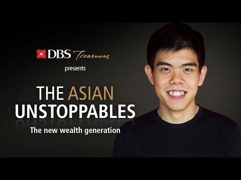 DBS Treasures: Asian Unstoppables w/ Quek Siu Rui, Carousell