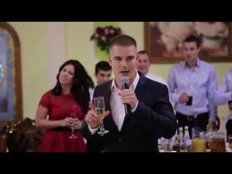 Давай до свидания на свадьбе видео