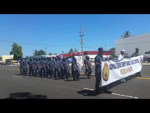 Naval Sea Cadet Marianas Division 2016 Liberation Parade