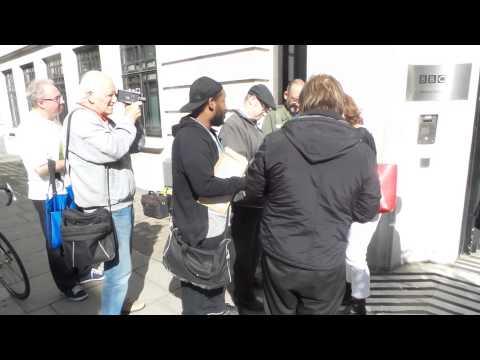 Rebecca Front in London 31 07 2015