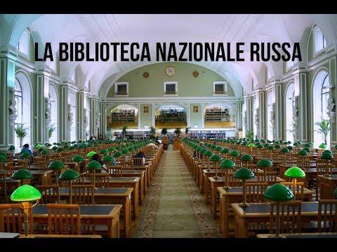 La Biblioteca Nazionale Russa