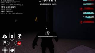 Before The Dawn: Redux Time Shifter (Nightfall skin) (Roblox)