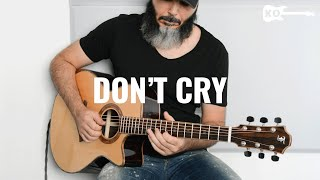 Guns N' Roses - Don't Cry - Acoustic Guitar Cover by Kfir Ochaion - Furch Guitars