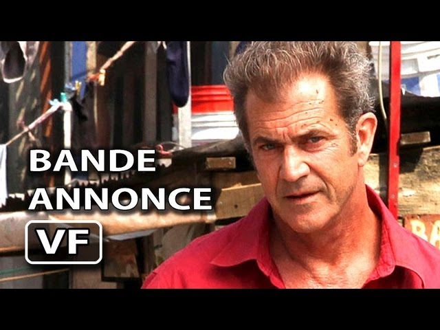 Kill the Gringo Bande Annonce VF (Mel Gibson 2012)