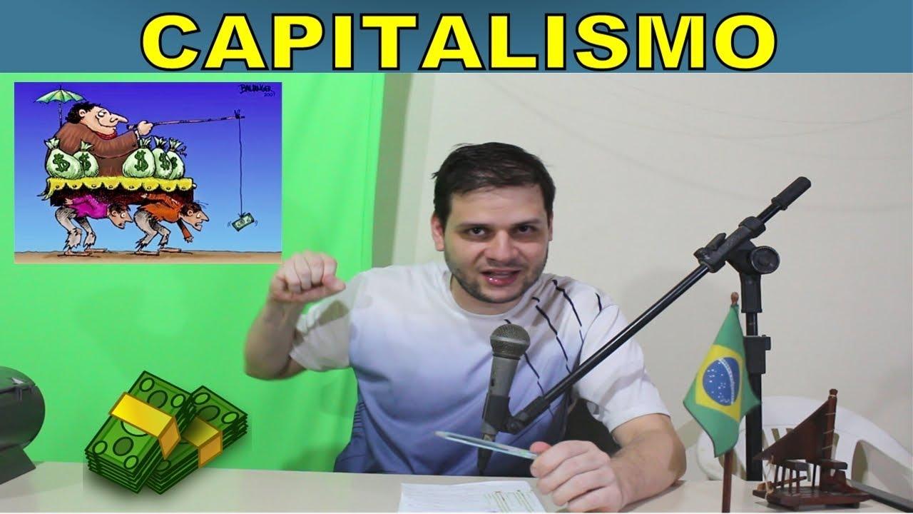 Entenda o real capitalismo! Por Bruno Jonssen