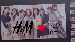 『H&M♡NiziU』第二弾メイキング動画を公開!