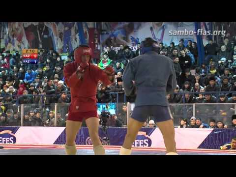 World Cup stage in Kazakhstan 2013  Sports and Combat SAMBO