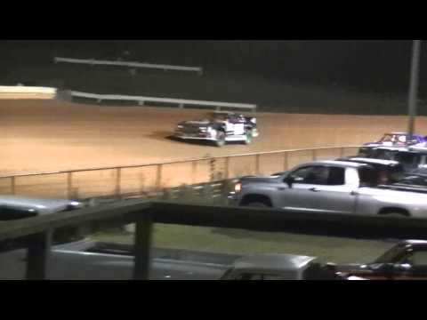 Natural Bridge Speedway Street Stock Race August 8, 2015