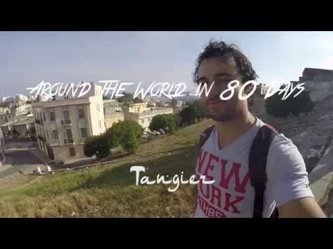 Around the World in 80 Days- Tangier, Morocco