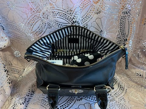 What's in my Kate Spade Bag