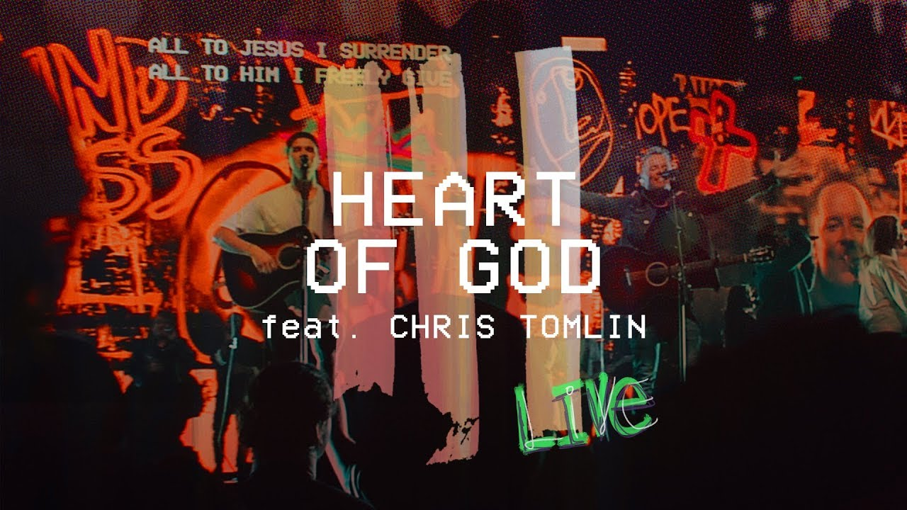 Heart of God feat  Chris Tomlin (Live at Hillsong Conference) - Hillsong  Young & Free