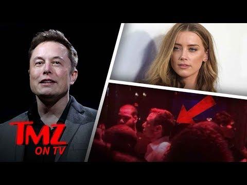 Elon Musk Gets Down To Some Cardi B! | TMZ TV