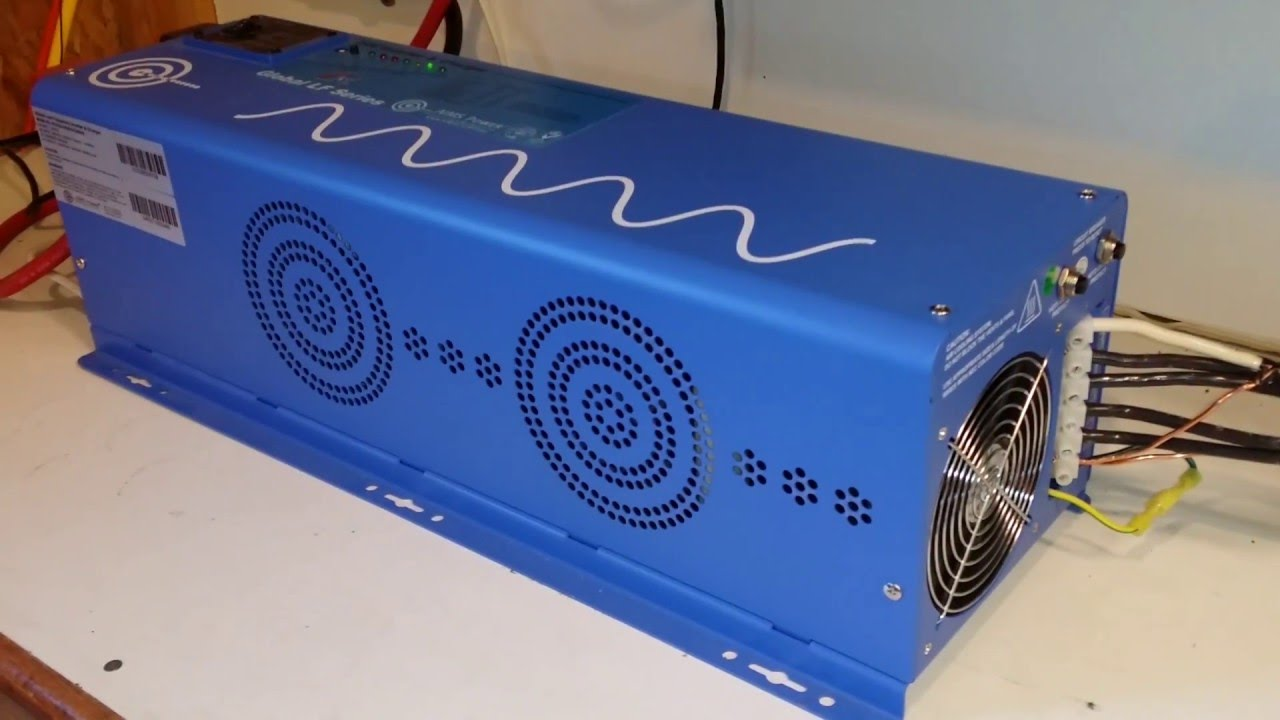 maxresdefault aims 6000 watt 220 split phase inverter home emergency backup  at alyssarenee.co