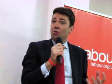 Andy Burnham calls for halt to London NHS closures plans for Hospitals and A&Es
