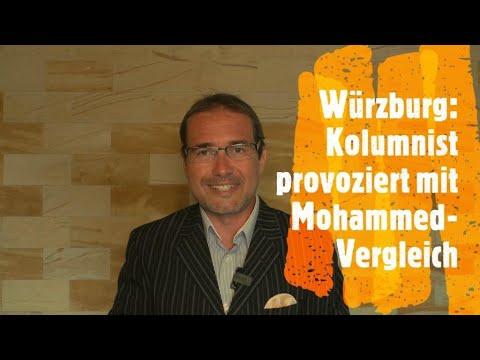 Ist Islamismus eine psychische Störung❓ Kolumnist provoziert mit Mohamed-Kinderschänder-Vergleich❗️