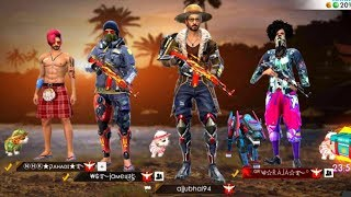 Free Fire Live Tips and Tricks Best Gun - Garena Free Fire