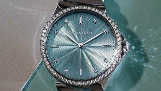 Tiffany & Co. — Introducing the Tiffany Metro Watch