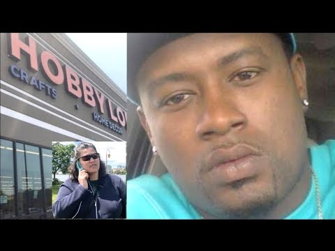 Hobby Lobby Employee Called Cops On Customer For Looking Like A Crime Suspect.
