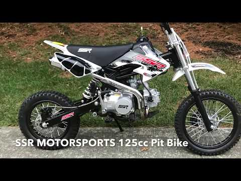 Powersports Distro SSR Pit Bike