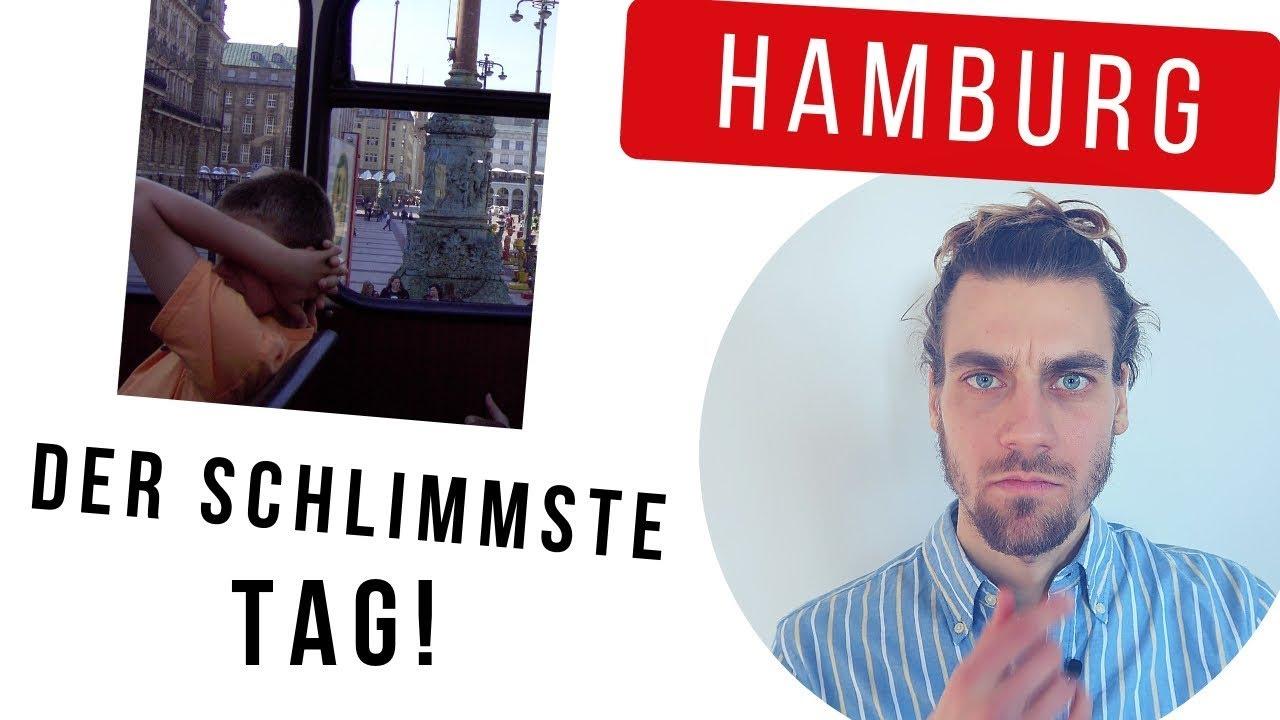 HAMBURG  Einer meiner schlimmsten Tage im Leben!