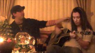 """Joan Red """"Changes"""" Acoustic, 01-01-09"""