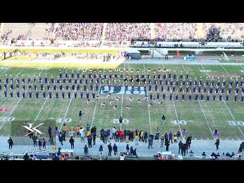 Alcorn State University - Halftime Show Vs JSU - Soul Bowl 2019 |4K|