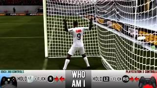 FIFA 12   Celebracion, tutorial completo de Xbox 360 y PS3
