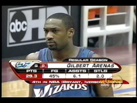 Hubie Brown on Gilbert Arenas