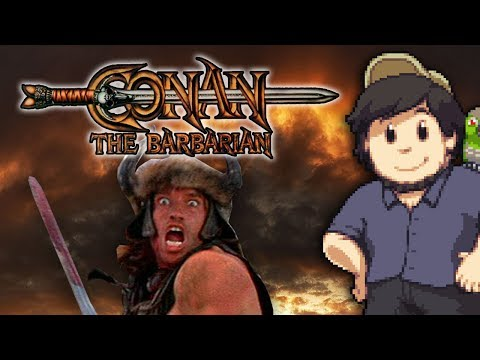Conan the Barbarian - JonTron