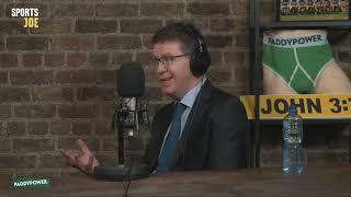 GAA Hour SPECIAL EPISODE - GAA Director General, Tom Ryan interview