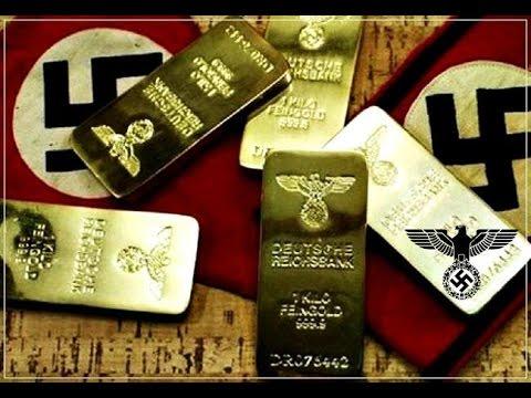 Золото нацистов 1 копейка года цена