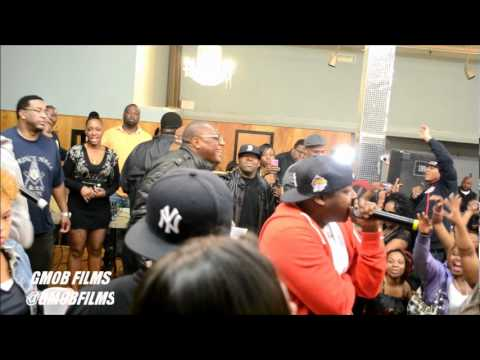 Jadakiss & Styles P Live in Boston, Ma