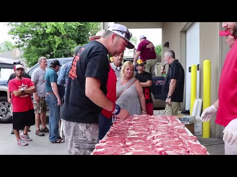 SCA Steak Competition From Beginning to End | Kosmos Q