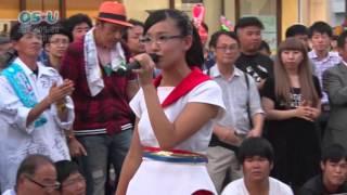 毎月28日は大須赤門通商店街のニッパチ祭の日。 OS☆Uが毎月出演するニッ...