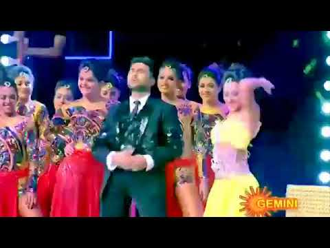 Ram Charan Superb Dance Perfomance at IIFA 2016