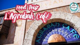 [VDA#13] FOOD TOUR A L'AGRABAH CAFE RESTAURANT !
