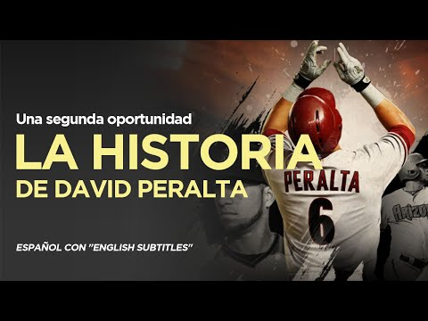A Second Chance - The story of D-backs' David Peralta / Spanish audio + English subtitles