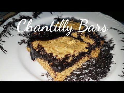 How to make Chantilly Bars | Chocolate Revel Bars | Fudgee Revel Bars