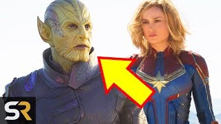 15 Facts Marvel Fans Need To Know About The Skrulls