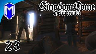 KCD - Pestilence, Curing Merhojed - Lets Play Kingdom Come: Deliverance Walkthrough Gameplay Ep 23