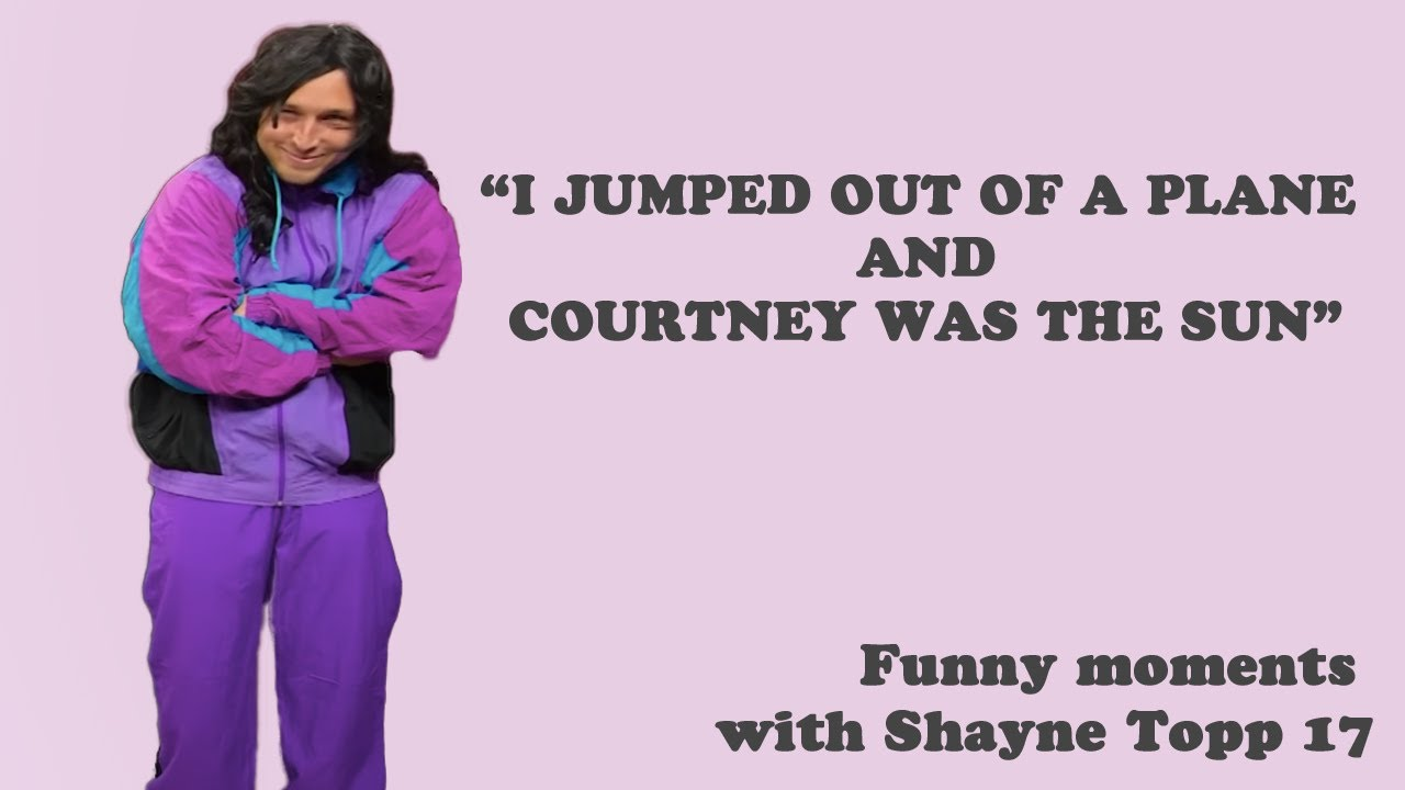 Download Shayne Topp - Funny Moments 17