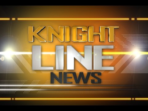 Val Verde High School's Knight Line News Show 10 21 16