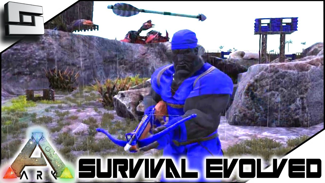 Ark: Survival Evolved   Pvp Ctf Omg! S3e73 ( Gameplay )
