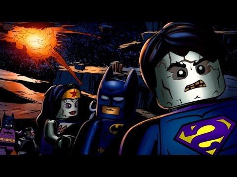 LEGO Batman 3 EXTRAS #06 - A LIGA DA JUSTIÇA BIZARRA